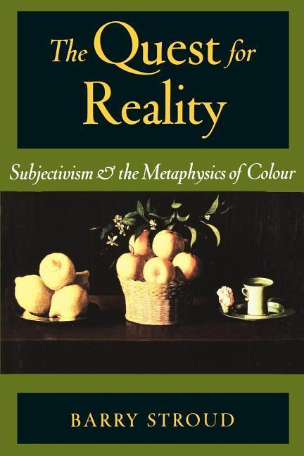 The Quest for Reality als Buch (kartoniert)