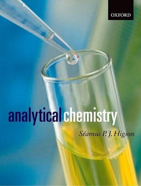 Analytical Chemistry als Buch (kartoniert)
