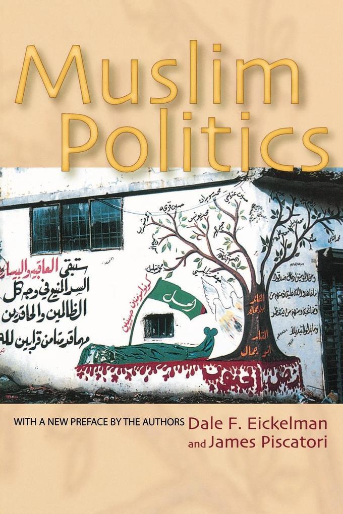 Muslim Politics als Buch (kartoniert)