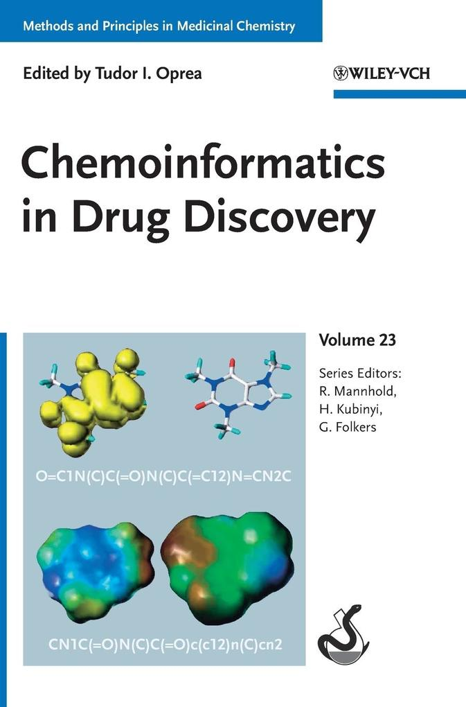 Chemoinformatics in Drug Disco als Buch (gebunden)