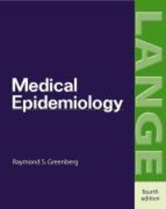 Medical Epidemiology als Buch (gebunden)