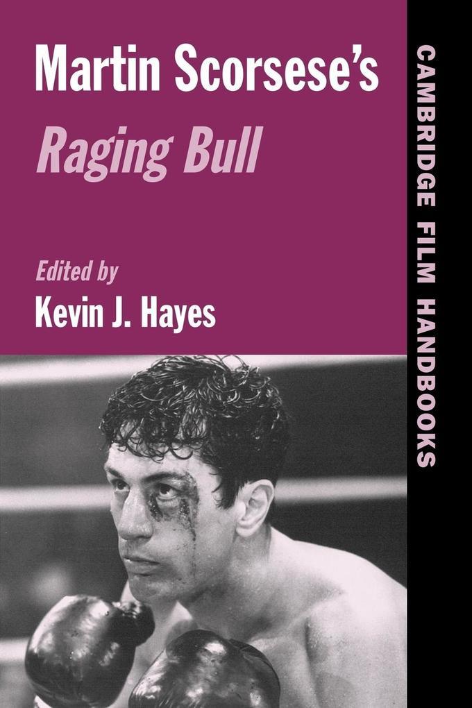 Martin Scorsese's Raging Bull als Buch (gebunden)