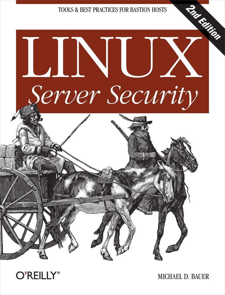 Linux Server Security als Buch (kartoniert)
