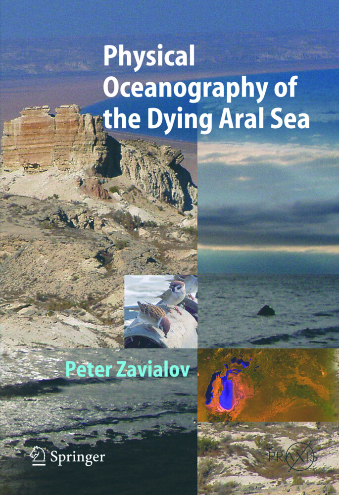 Physical Oceanography of the Dying Aral Sea als Buch (gebunden)