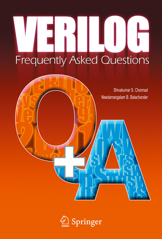 Verilog: Frequently Asked Questions als Buch (gebunden)