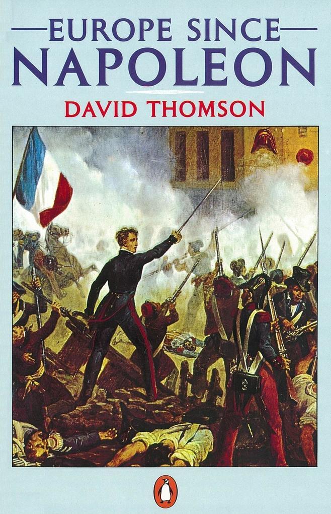 Europe Since Napoleon als Taschenbuch