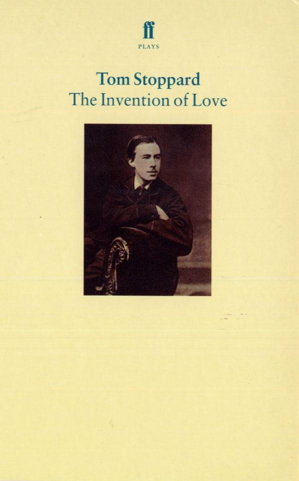 The Invention of Love als Buch (kartoniert)