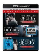 Fifty Shades of Grey - 3 Movie - Collection 4K, 6 UHD-Blu-ray