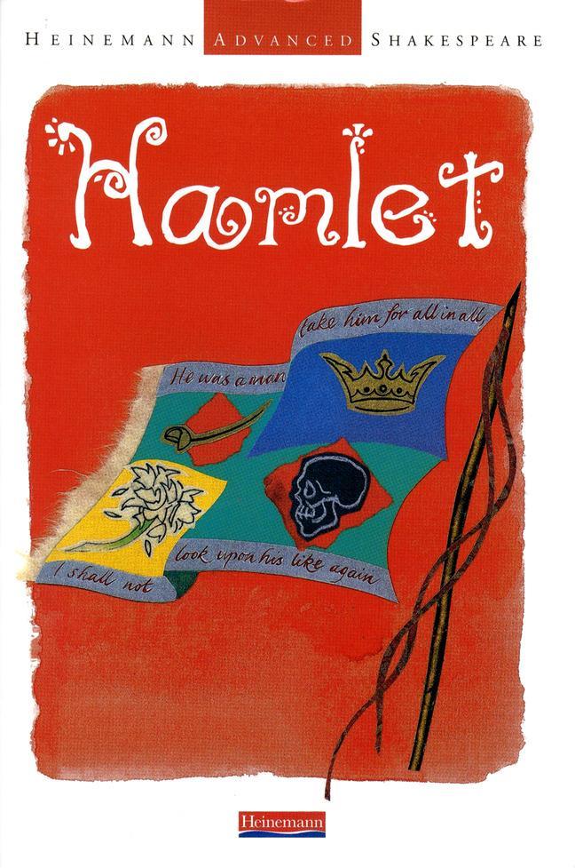 Heinemann Advanced Shakespeare: Hamlet als Taschenbuch