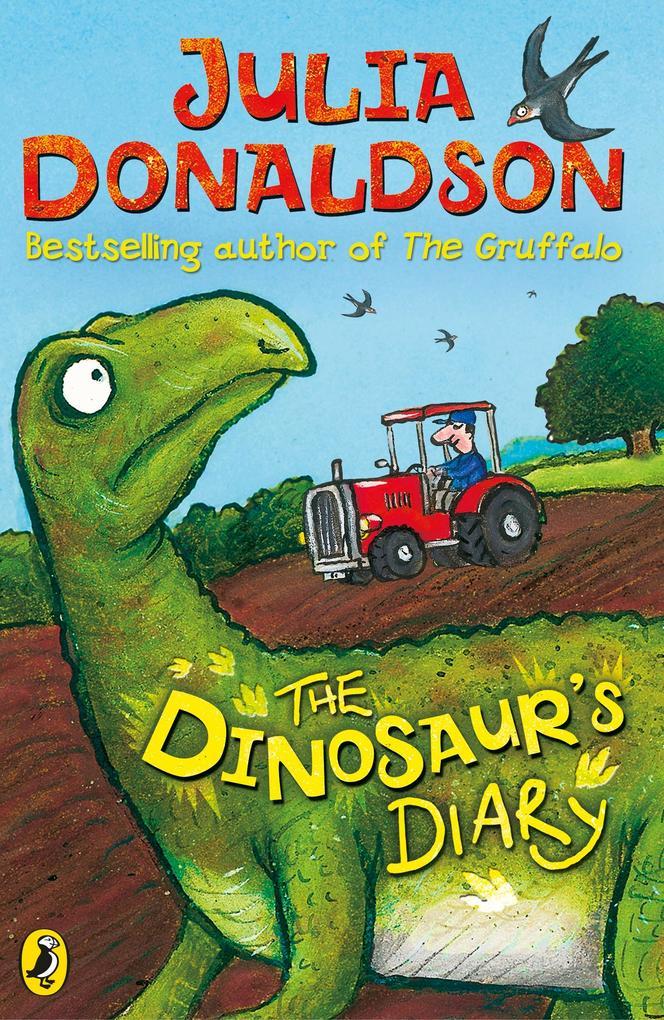 The Dinosaur's Diary als Taschenbuch