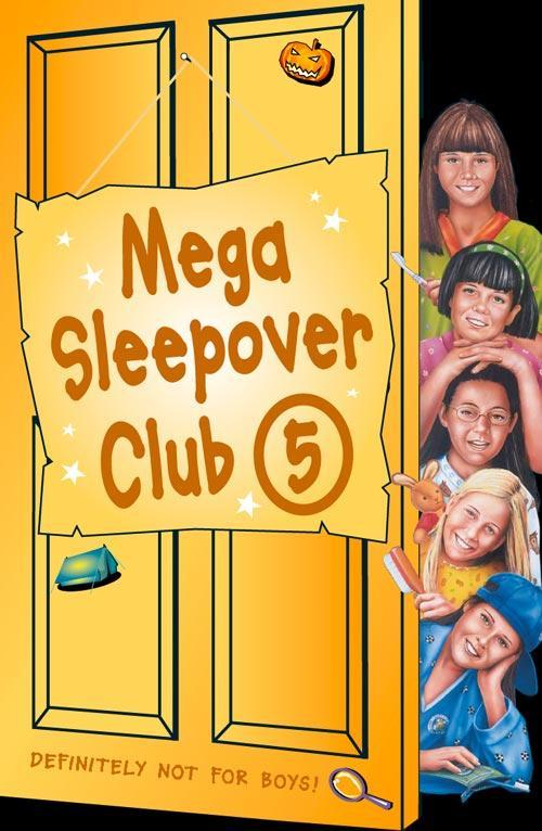 Mega Sleepover 5 als Taschenbuch