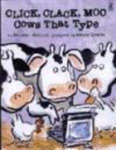 Click, Clack, Moo - Cows That Type als Taschenbuch