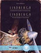 Lindbergh. Kinderbuch Deutsch-Englisch mit MP3-Hörbuch zum Herunterladen