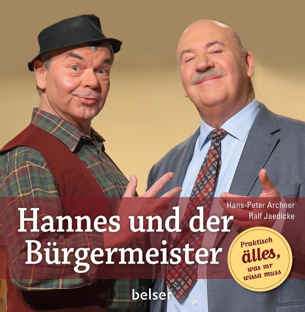 Hannes und der Bürgermeister als Buch (gebunden)