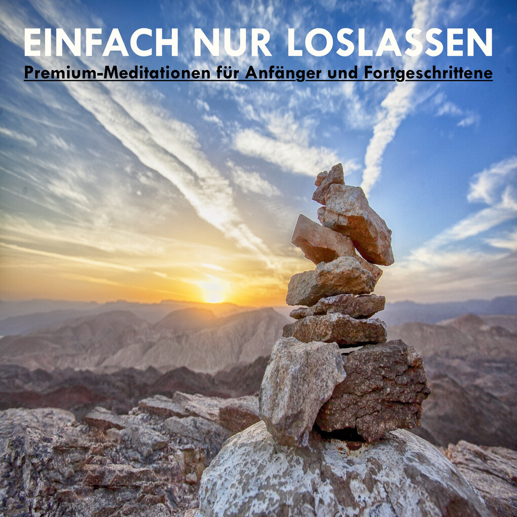 EINFACH NUR LOSLASSEN: Premium-Meditationen für Anfänger und Fortgeschrittene als Hörbuch Download