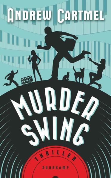 Murder Swing als Taschenbuch