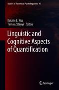 Linguistic and Cognitive Aspects of Quantification