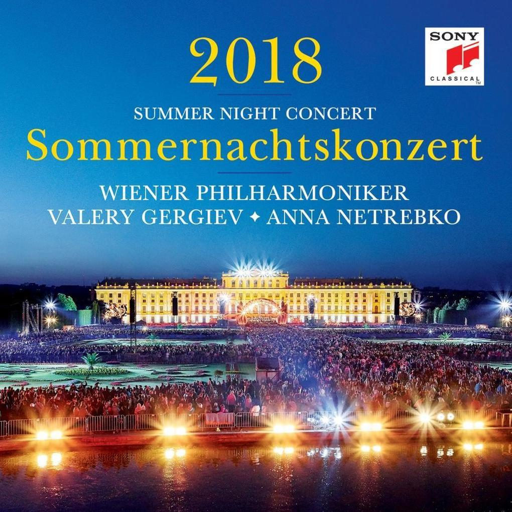 Sommernachtskonzert 2018 als CD
