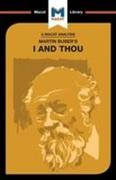 An Analysis of Martin Buber's I and Thou