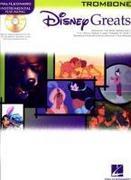 Disney Greats: For Trombone Instrumental Play-Along Pack