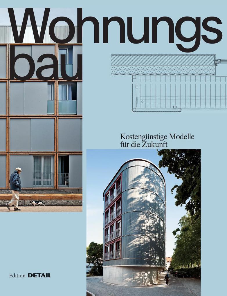 Wohnungsbau als Buch (gebunden)