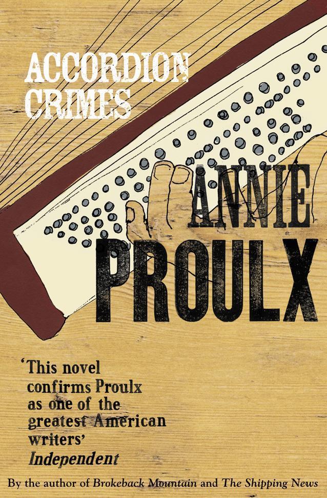 Accordion Crimes als Taschenbuch