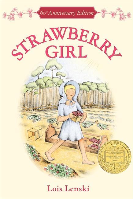 Strawberry Girl als Taschenbuch