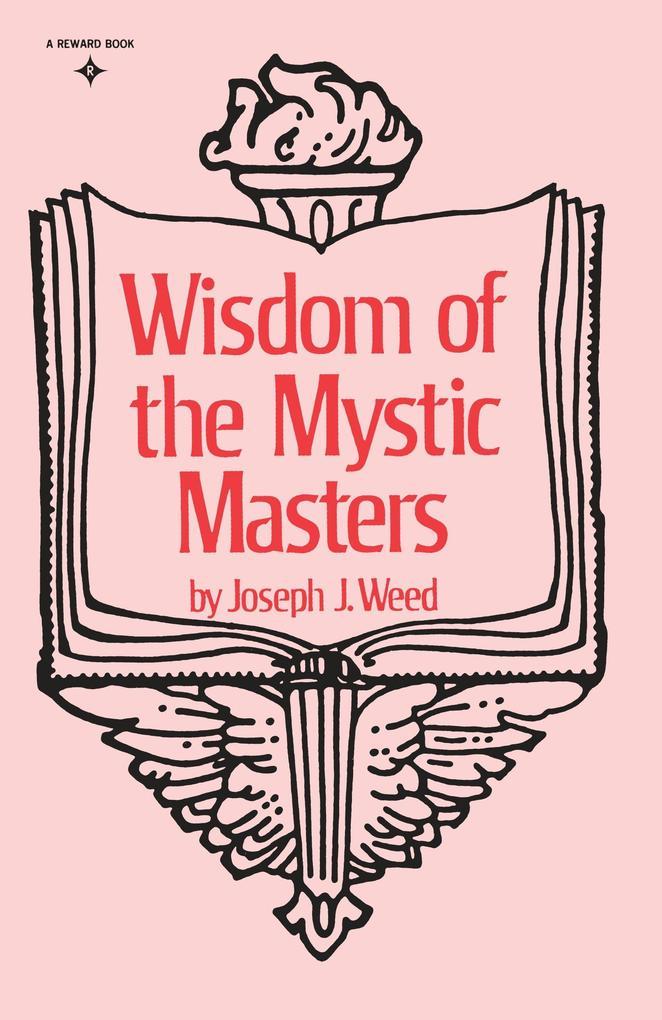 Wisdom of the Mystic Masters als Taschenbuch