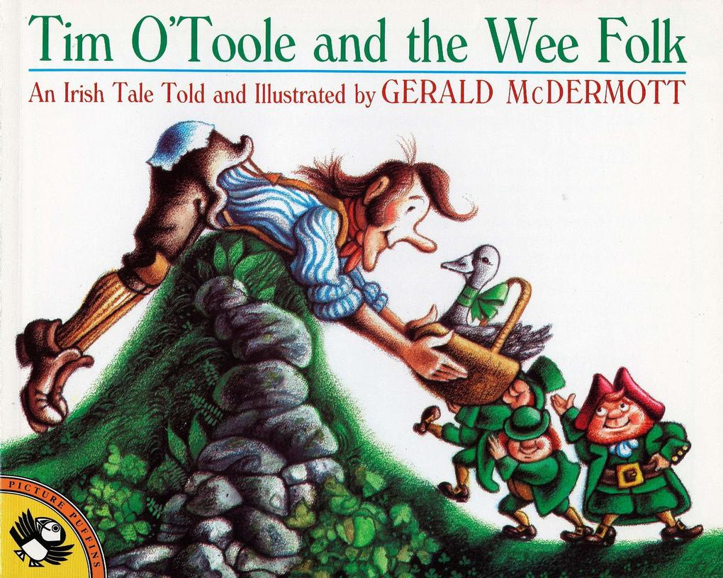 Tim O'Toole and the Wee Folk als Taschenbuch