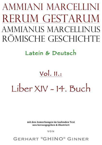 Ammianus Marcellinus römische Geschichte II als Buch (kartoniert)