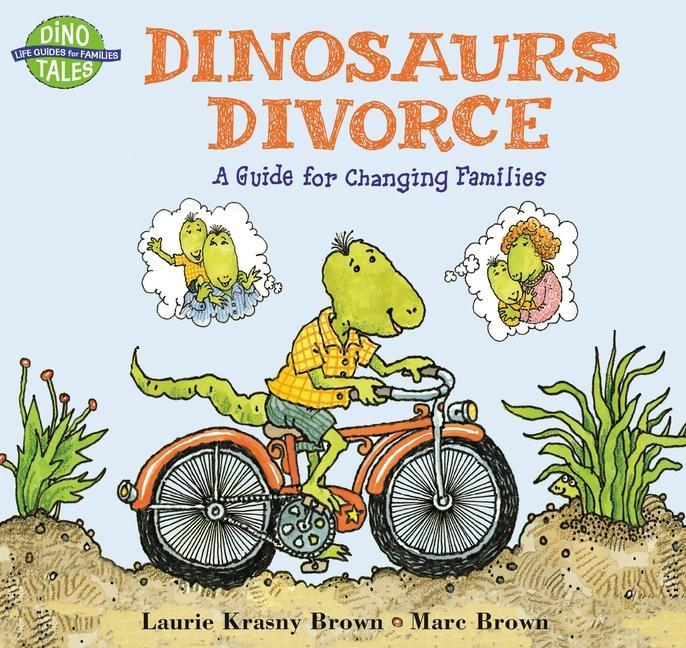 Dinosaurs Divorce: A Guide for Changing Families als Taschenbuch