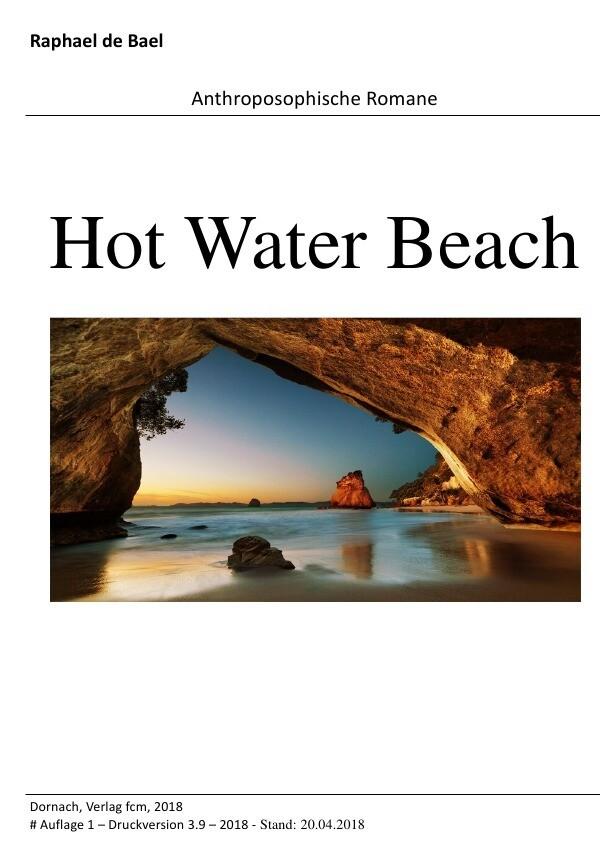 Hot Water Beach als Buch (kartoniert)