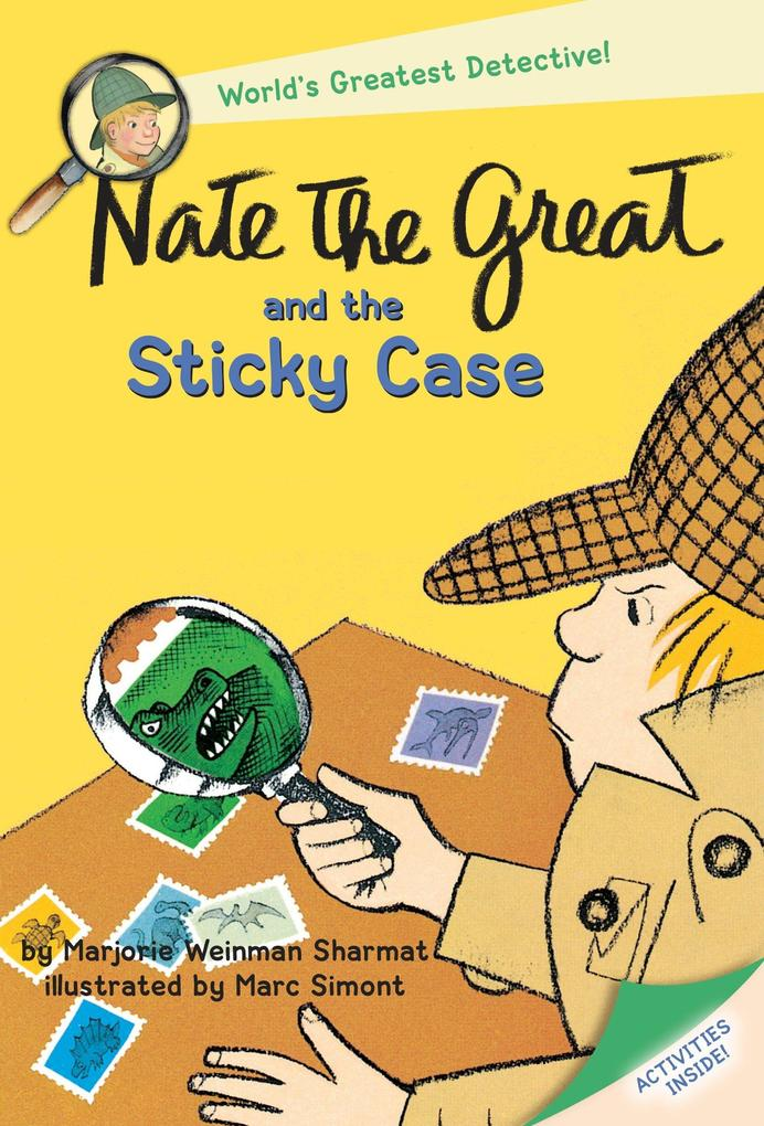 Nate the Great and the Sticky Case als Taschenbuch