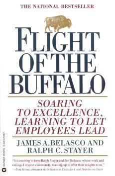 Flight of the Buffalo: Soaring to Excellence, Learning to Let Employees Lead als Taschenbuch