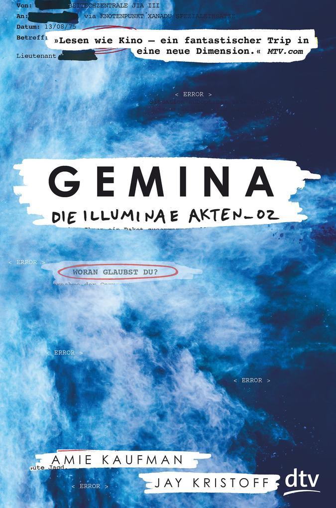 Gemina. Die Illuminae Akten_02 als Buch (gebunden)