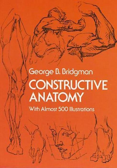 Constructive Anatomy als Taschenbuch