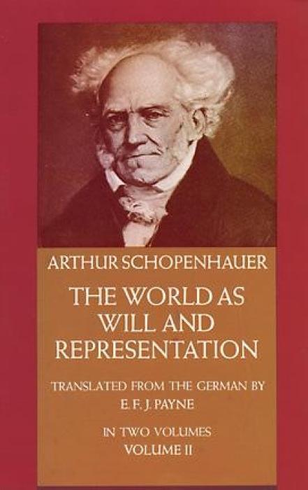 The World as Will and Representation, Vol. 2 als Taschenbuch