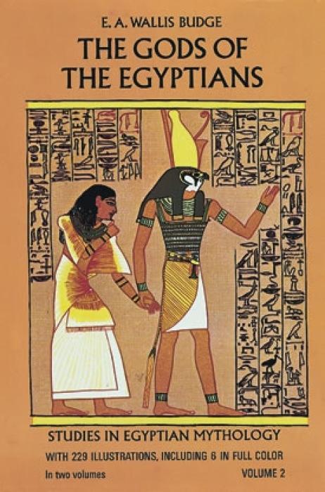 The Gods of the Egyptians, Volume 2 als Taschenbuch