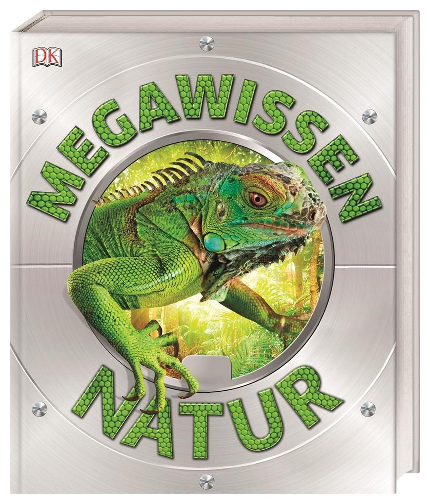 MegaWissen Natur als Buch (gebunden)