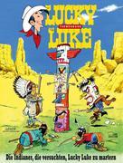 Die Indianer, die versuchten, Lucky Luke zu martern