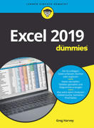 Excel 2019 für Dummies
