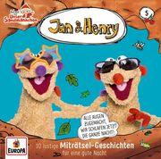 Jan & Henry 05. 10 lustige Miträtsel-Geschichten