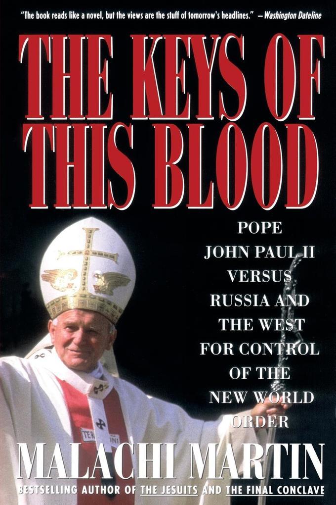 Keys of This Blood als Buch (kartoniert)