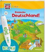 BOOKii® WAS IST WAS Junior Entdecke Deutschland!