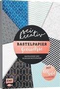 Sei kreativ! - Bastelpapier Geometric