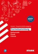 Formelsammlung - Hauptsch. Hessen - Mathematik, Physik, Chemie
