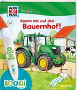BOOKii® WAS IST WAS Junior Komm mit auf den Bauernhof!