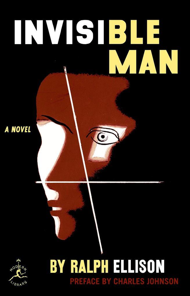 Invisible Man als Buch (gebunden)