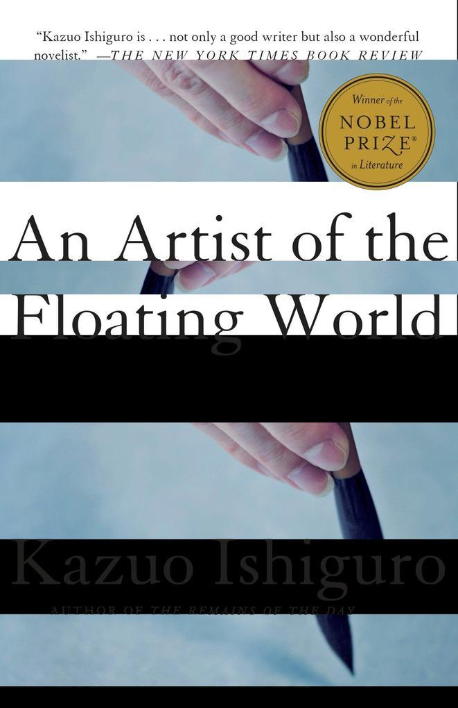 An Artist of the Floating World als Buch (kartoniert)