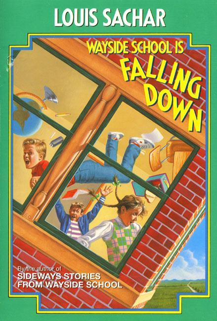 Wayside School Is Falling Down als Buch (gebunden)